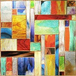 Artscape Collage Window Accent 12\
