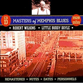 Robert Wilkins - Old Jim Canaan