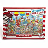 Paul Lamond Wheres Wally Puzzle Clown Town 1000 Pieces