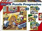 Educa - 14868 - Puzzle - Vehicles
