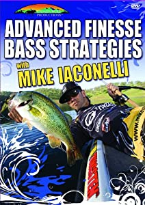 Mike Iaconelli Advanced Finesse Bass Strategies
