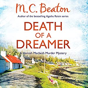 Death of a Dreamer Audiobook