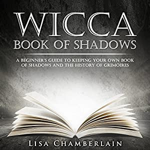 Wicca Book of Shadows Audiobook