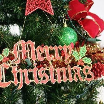 クリスマスツリー セット 135cm ポット ツリー (スクエアー)
