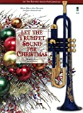 Music Minus One Trumpet: Let the Trumpet Sound for Christmas
