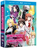 Sekirei: The Complete Series (Seasons 1 & 2) [Blu-ray + DVD]