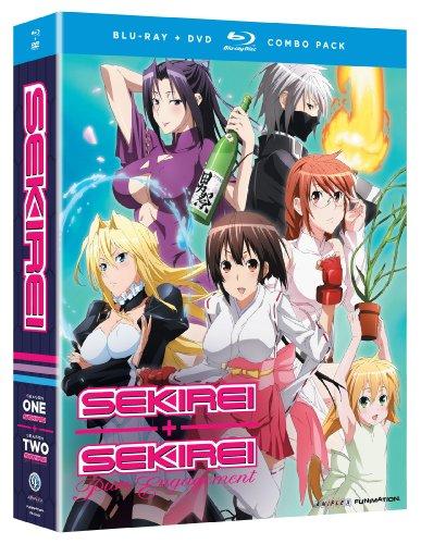 セキレイ(完全版):シーズン1&2 (北米版)