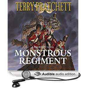Monstrous Regiment: Discworld, Book 31 (Unabridged)