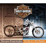 Harley-Davidson 2015 Daily Desk Calendar