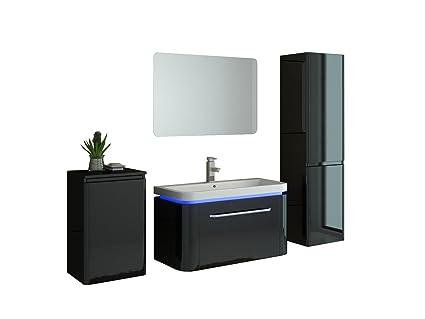 Bathroom Bathroom Bathroom Furniture Staad Black