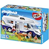 Playmobil - 4859 - Jeu de construction - Grand camping-car familialpar Playmobil