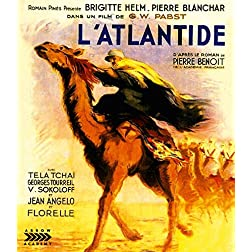 L'Atlantide [Blu-ray]