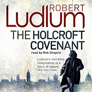 The Holcroft Covenant Audiobook