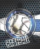 Inkology Sports Line 2-Pocket Portfolio, Single Unit, Assorted Designs (680-0)