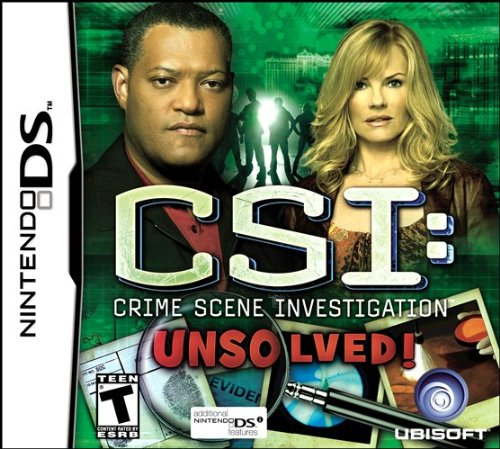 CSI unsolved ds