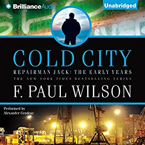 Cold City Audiobook
