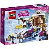 lego disney anna and kristoffs sleigh adventure building kit multi color