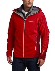 Marmot Herren Windstopper Softshell Jacke Rom, team red/brick, 5(L), 80320-6282-5