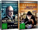 Dame, König, As, Spion + Smileys Leute - Gesamtedition (4 DVDs)
