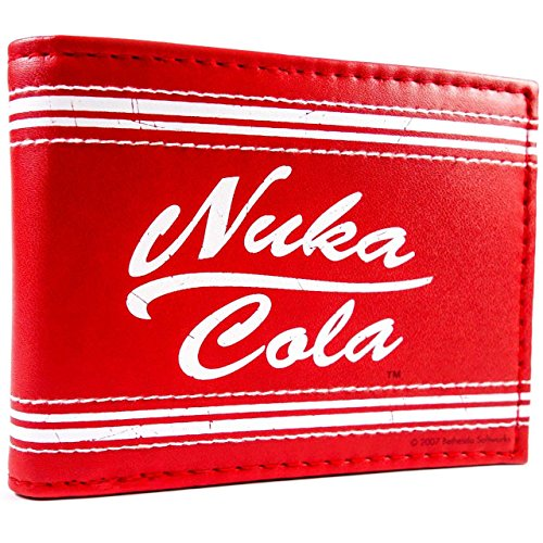 Bethesda Fallout 4 Nuka Cola Rosso portafoglio