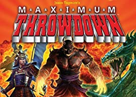 Maximum Throwdown Game