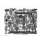 Paper Cut by Anna Maria Garthwaite (Giclee Print)