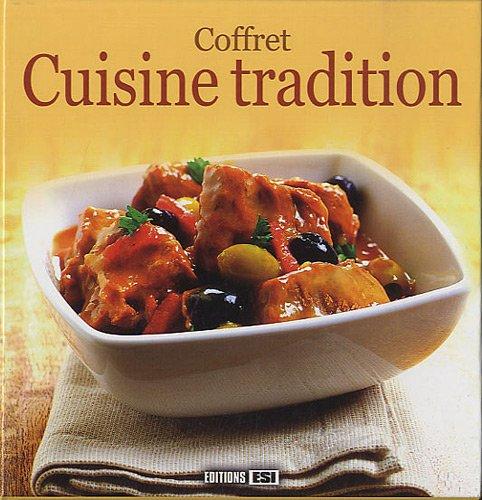 Cuisine tradition coffret 3 volumes le grand livre des - Coffret livre de cuisine ...