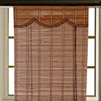 Enchanted Curtains MSAI 34117 B 001 Brown