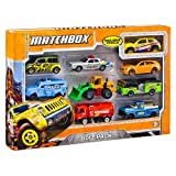 Matchbox Vehicles 9-Pack (Colors/Styles Vary)