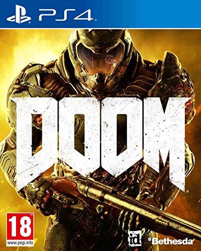 Doom - Day-One - PlayStation 4