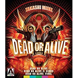 Dead Or Alive Trilogy [Blu-ray]