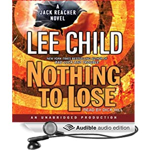 book review nothing to lose lee child