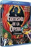 El Fantasma De La Ópera [Blu-ray]