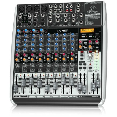 Behringer Qx1622Usb 16-Channel Mixer front-322783