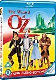 The Wizard Of Oz [Sing-Along Edition] [2 Blu-ray discs + DVD] [1939]