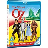 The Wizard Of Oz [Sing-Along Edition] [2 Blu-ray discs + DVD] [1939]by Judy Garland