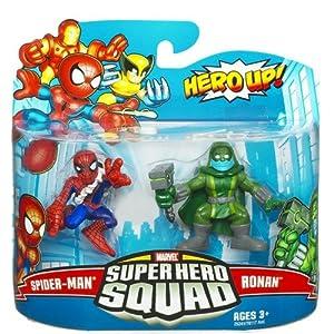 Super Hero Squad Toys