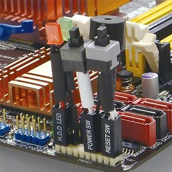 アイネックス 実験用スイッチ・LEDセット KM-01