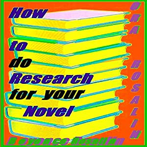 How to Do Research for Your Novel Audiobook