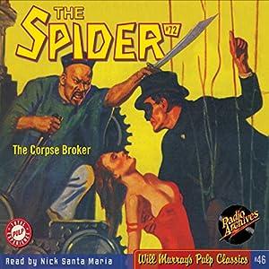 Spider #72 September 1939 (The Spider) Audiobook