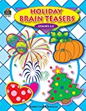 img - for Holiday Brain Teasers book / textbook / text book