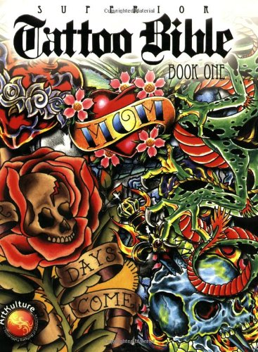 Fantastic new Tattoo Design and Reference book.