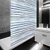 Design Duschrollo LINES | viele Größen | schnelltrocknend...