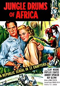 Jungle Drums of Africa [DVD] [2012] [Region 1] [US Import] [NTSC]