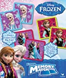 Disney Froze Floor Memory Match, 54 pieces