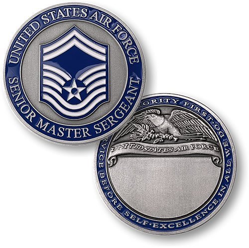 Senior Master Sergeant Air Force