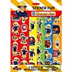 Fireman Sam: Sticker Fun