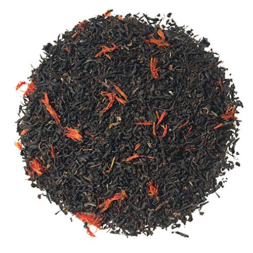 Organic Cranberry Black Tea, Loose Leaf Bag, Positively Tea Llc. (4 .Oz)