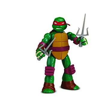 Tortues Ninja - 5578 - Figurine Animation Transformable - Mix N' Match - Ralph - 12 cm