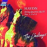 Haydn: String Quartets Op.33 Nos. 1,2,4